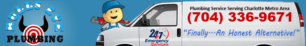 Plumbing Charlotte for 15 years | Bullseye Plumbing (704) 336 - 9671